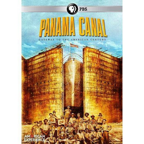 American Experience: Panama Canal (DVD) - image 1 of 1
