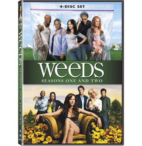 Weeds:Seasons 1 & 2 (DVD) - image 1 of 1