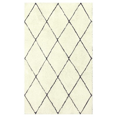 nuLOOM Hand Tufted Armitra Area Rug - Off-White (5' x 8')