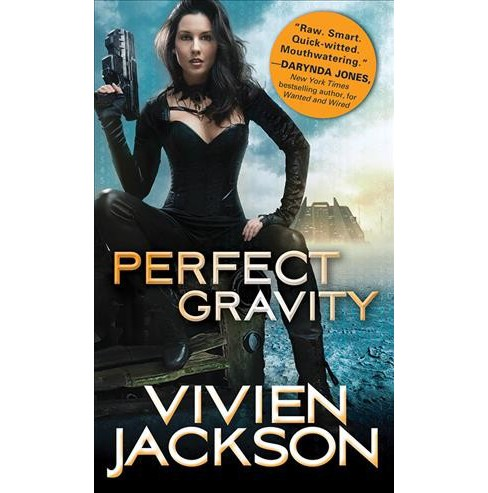 Perfect Gravity -  (Wanted and Wired) by Vivien Jackson (Paperback) - image 1 of 1