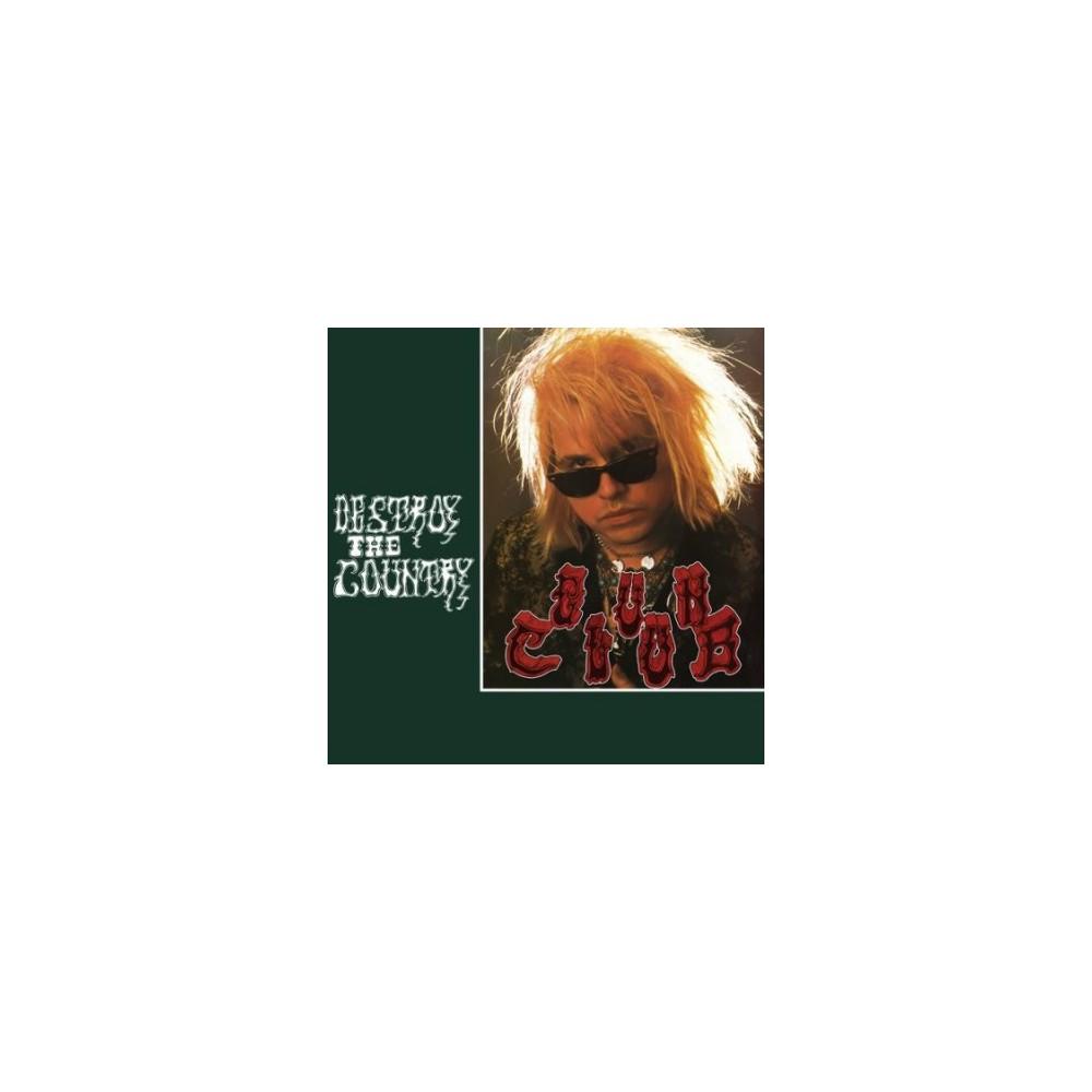 Gun Club - Destroy The Country (Vinyl)