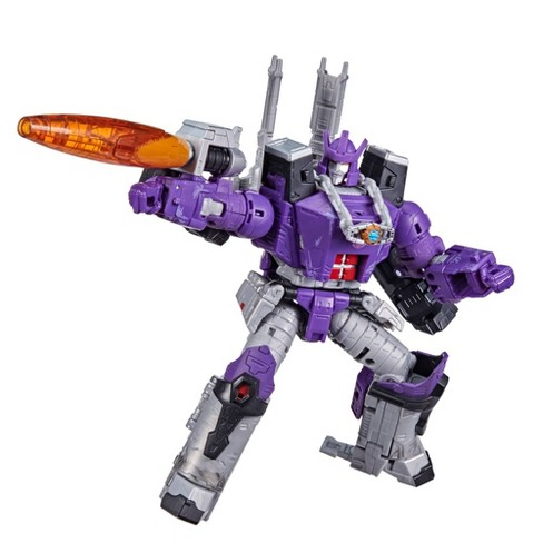 Transformers Generations War for Cybertron: Kingdom Leader WFC-K28 Galvatron - image 1 of 4