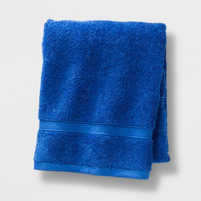 Perfectly Soft Solid Hand Towel Capri Blue - Opalhouse™