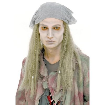 Paper Magic Group Ghost Stories Pirate Adult Costume Wig