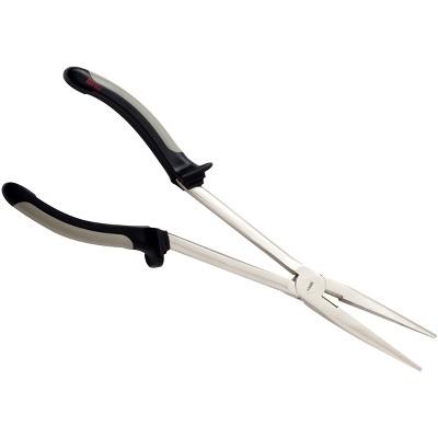 """Rapala Fisherman's 11"""" Long Reach Pliers - Black"""