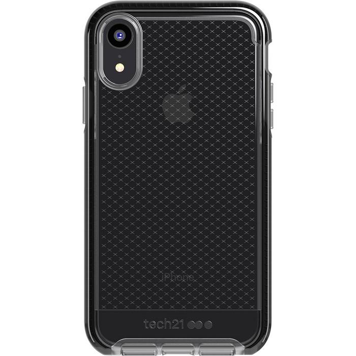 Tech21 Apple iPhone XR Evo Check Case - Smokey/Black - image 1 of 6