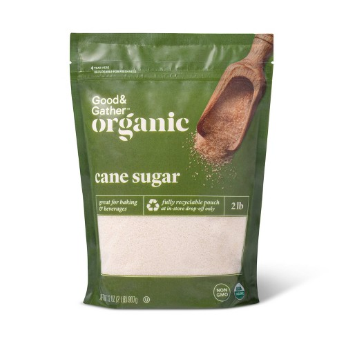 Organic Sugar - 32oz - Good & Gather™ - image 1 of 2