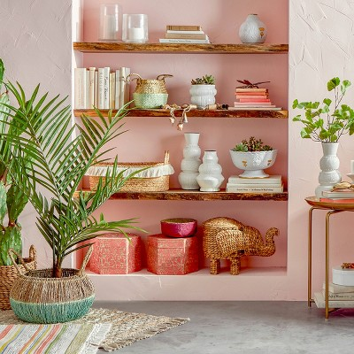 Bold & Bright Living Room Accents Collection