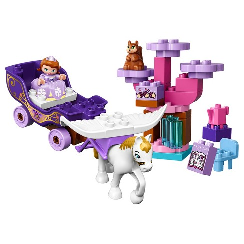 LEGO DUPLO Sofia the First Magical Carriage 10822 - image 1 of 4