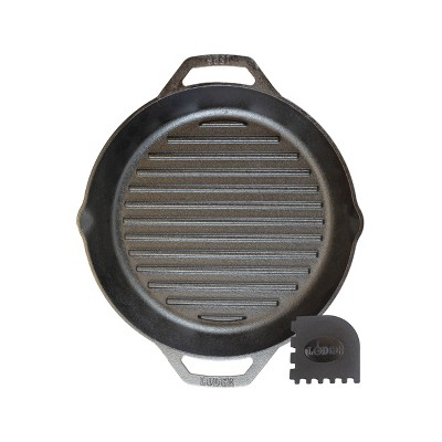 Lodge Seasoned Cast Iron Searing Essentials Set
