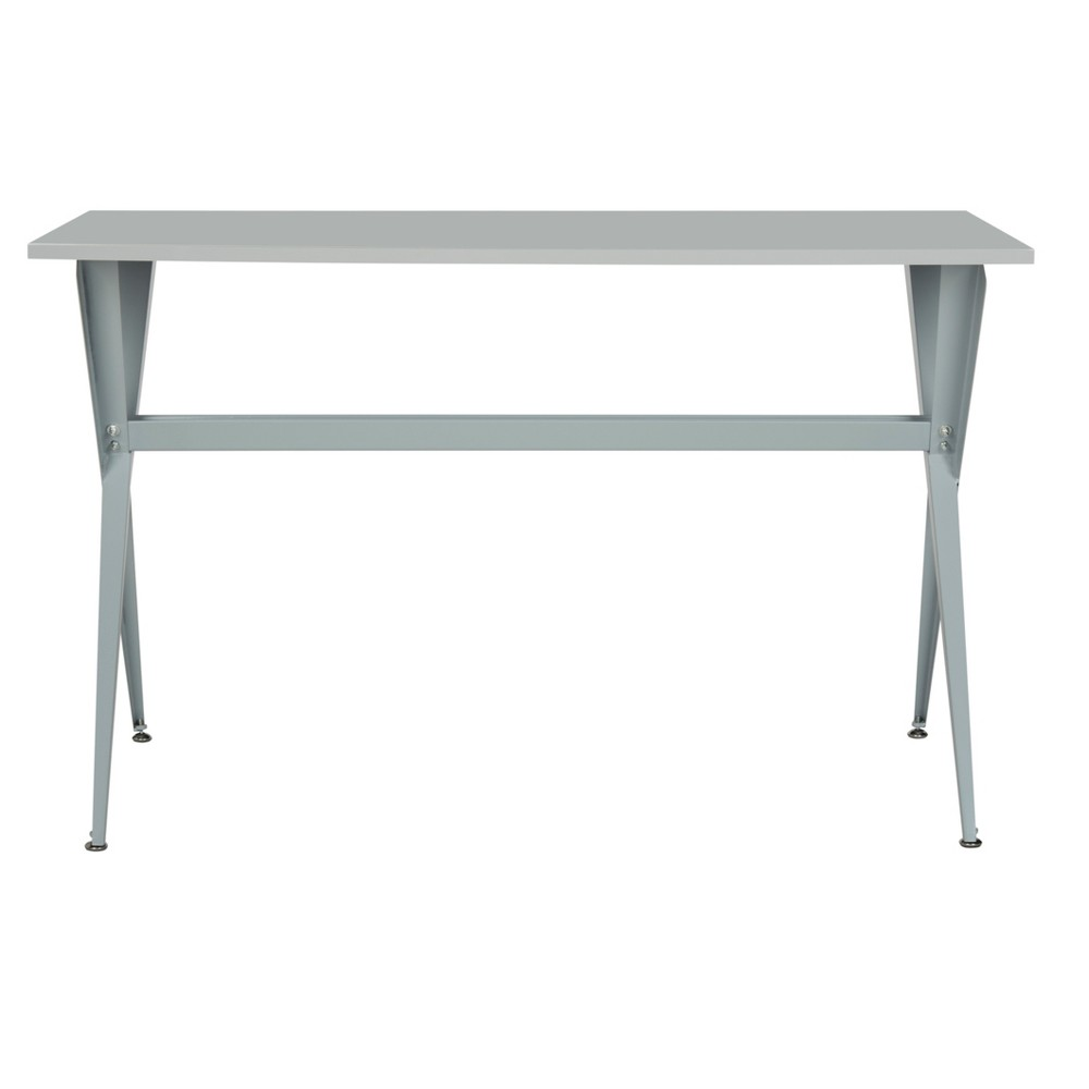 Chapman Desk - Gray - Safavieh