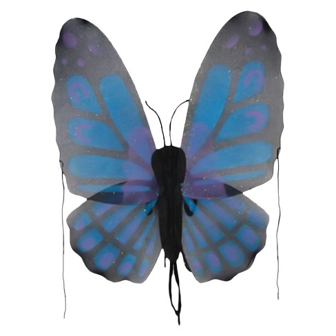 Butterfly Wings Blue - image 1 of 1