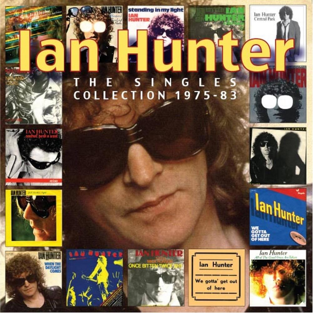 Hunter Ian The Singles Collection 1975 83 Cd