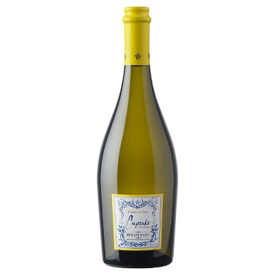 Cupcake Vineyards® Moscato D'Asti - 750mL Bottle