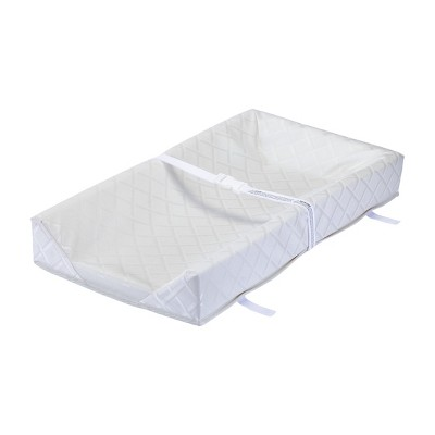 LA Baby 30  3-Sided Madison Jacquard Changing Pad