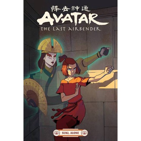 Avatar: The Last Airbender--Suki, Alone - by  Faith Erin Hicks (Paperback) - image 1 of 1