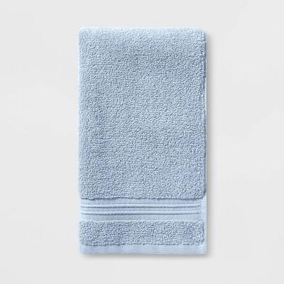 Spa Hand Towel Light Blue - Threshold Signature™