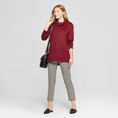 be9687b649c2a6 Women s Long Sleeve Cozy Cowl Neck Top - A New Day™. Shop all A New Day