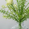 Faux Mixed Greenery Arrangement - Hearth & Hand™ with Magnolia - image 3 of 4