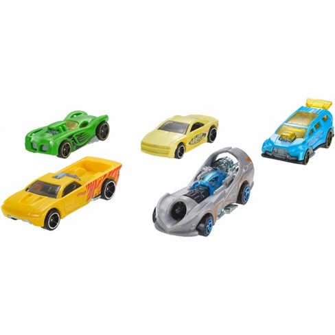 Hot Wheels Color Changing Car 5pk - image 1 of 4