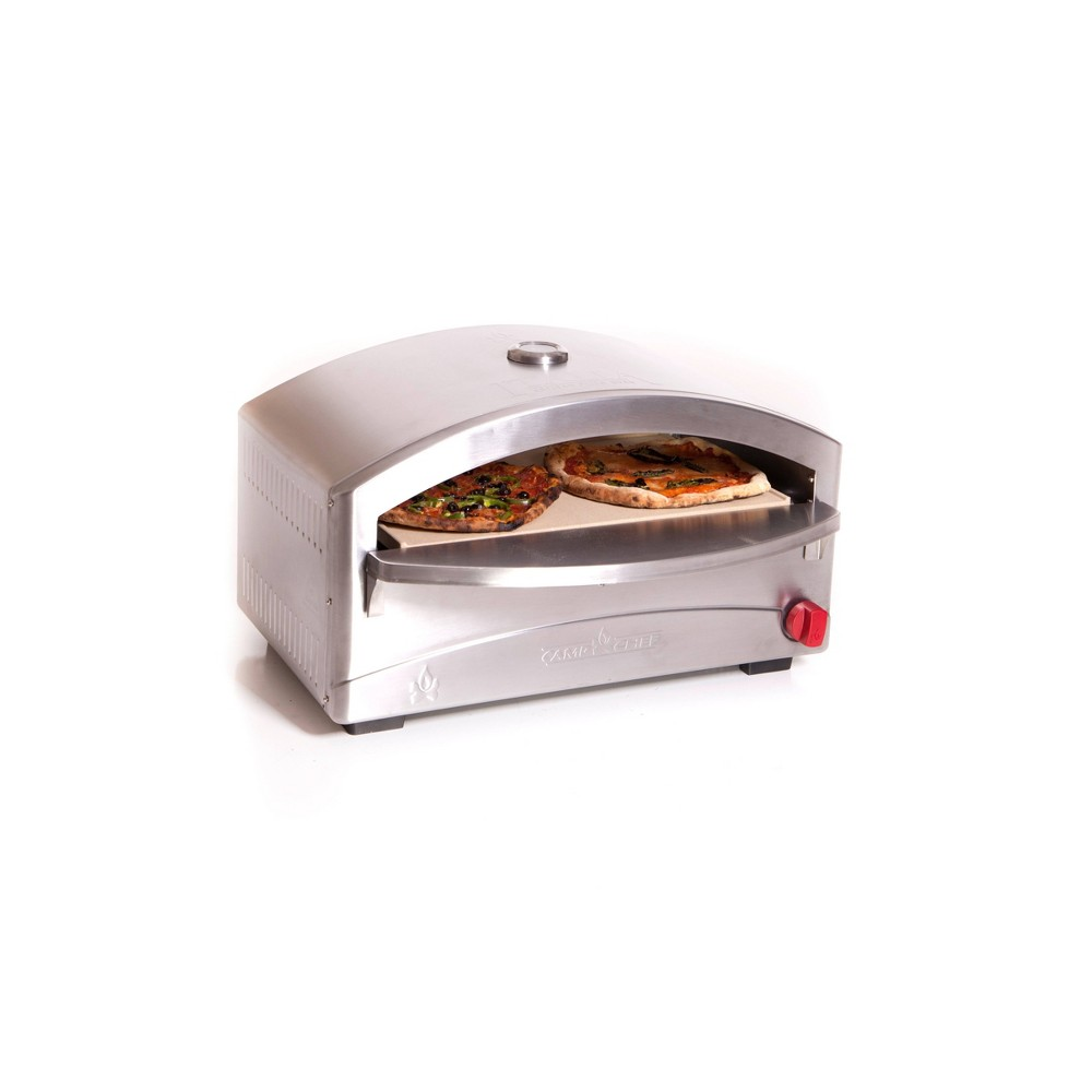Camp Chef Italia Artisan Pizza Oven, Silver 54459343