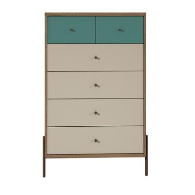 """48.43"""" Joy Tall Dresser - Manhattan Comfort"""