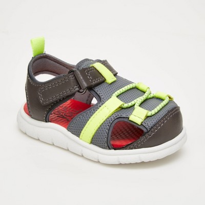 Baby Boys' Royal Sandals - Just One You® made by carter's Gray