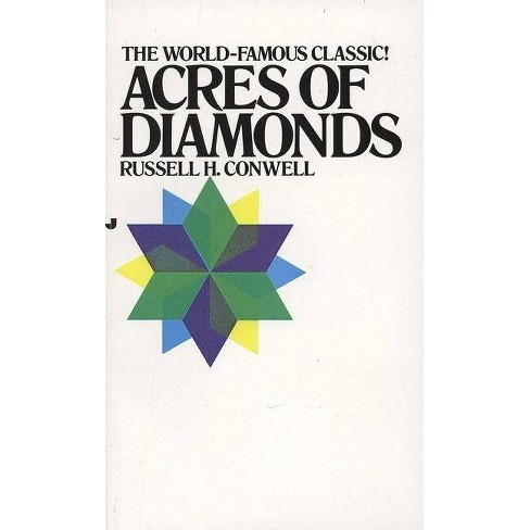 Acres of Diamonds - by  R H Conwell (Paperback) - image 1 of 1