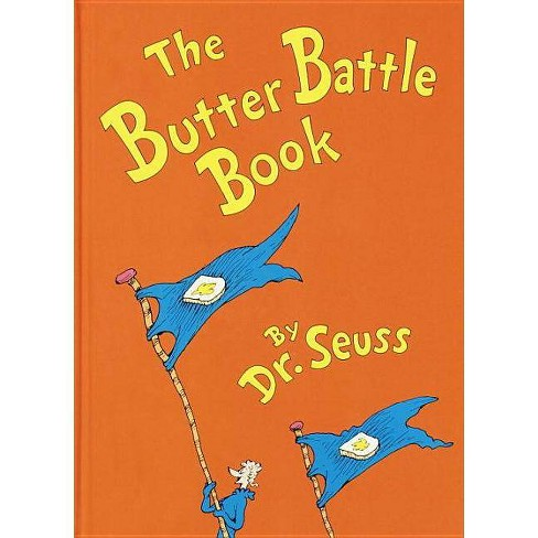 The Butter Battle Book - (Classic Seuss) (Hardcover) - image 1 of 1