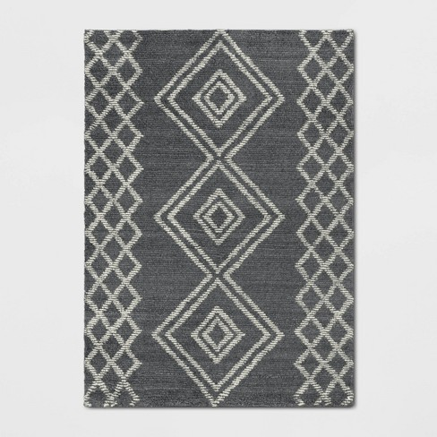 Hand Tufted Geometric Rug Project 62 Target
