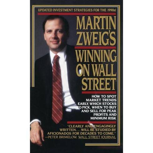 Martin Zweig's Winning on Wall Street - by  Martin E Zweig (Hardcover) - image 1 of 1