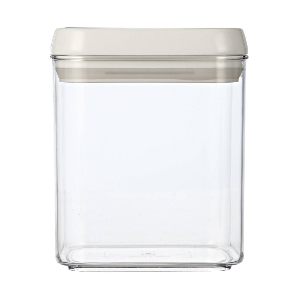 Image of Felli Flip Tite Acrylic 81oz Cookie Canister