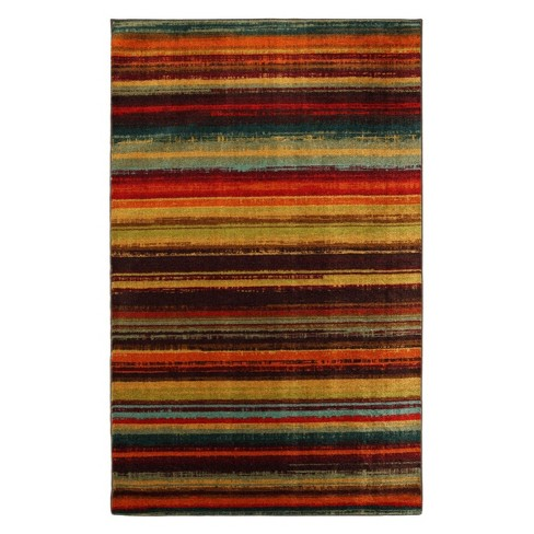 Mohawk Home Boho Stripe Area Rug - image 1 of 4