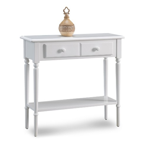 Console Table White - image 1 of 1