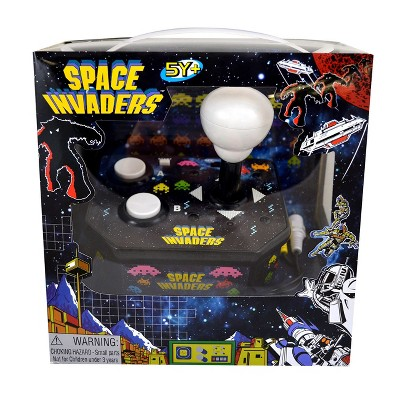 Retro Arcade - Space Invaders Gaming System
