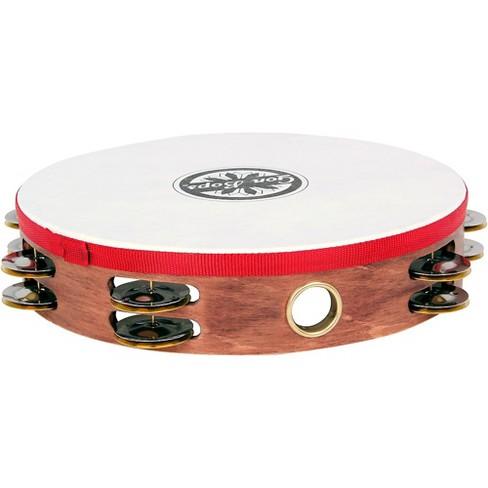 Gon Bops Double Row Wooden Tambourine w/Head - image 1 of 1