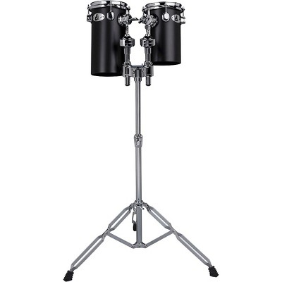 ddrum Deccabons, Black 10 and 12 in. Black 10 and 12 in.