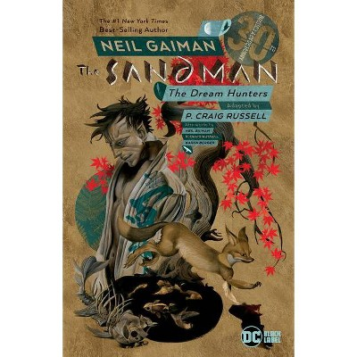 Sandman: Dream Hunters - 30th Edition by  Neil Gaiman (Paperback)