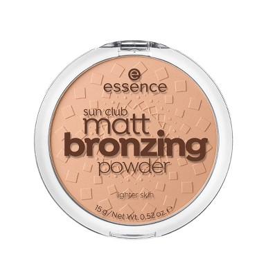 essence Sun Club Matt Bronzing Powder - 0.52oz