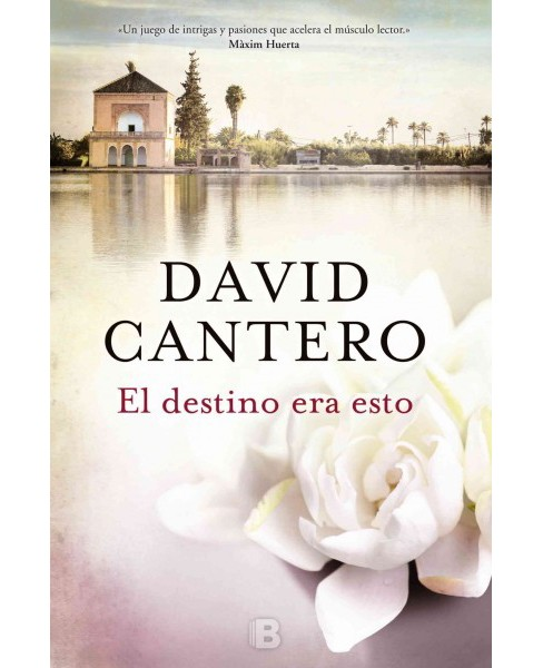 El destino era eso / This Was Fate (Hardcover) (David Cantero) - image 1 of 1