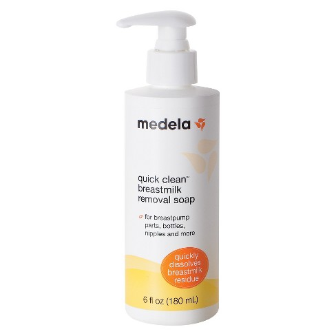 Medela Quick Clean Breast Milk Removal Soap - image 1 of 4