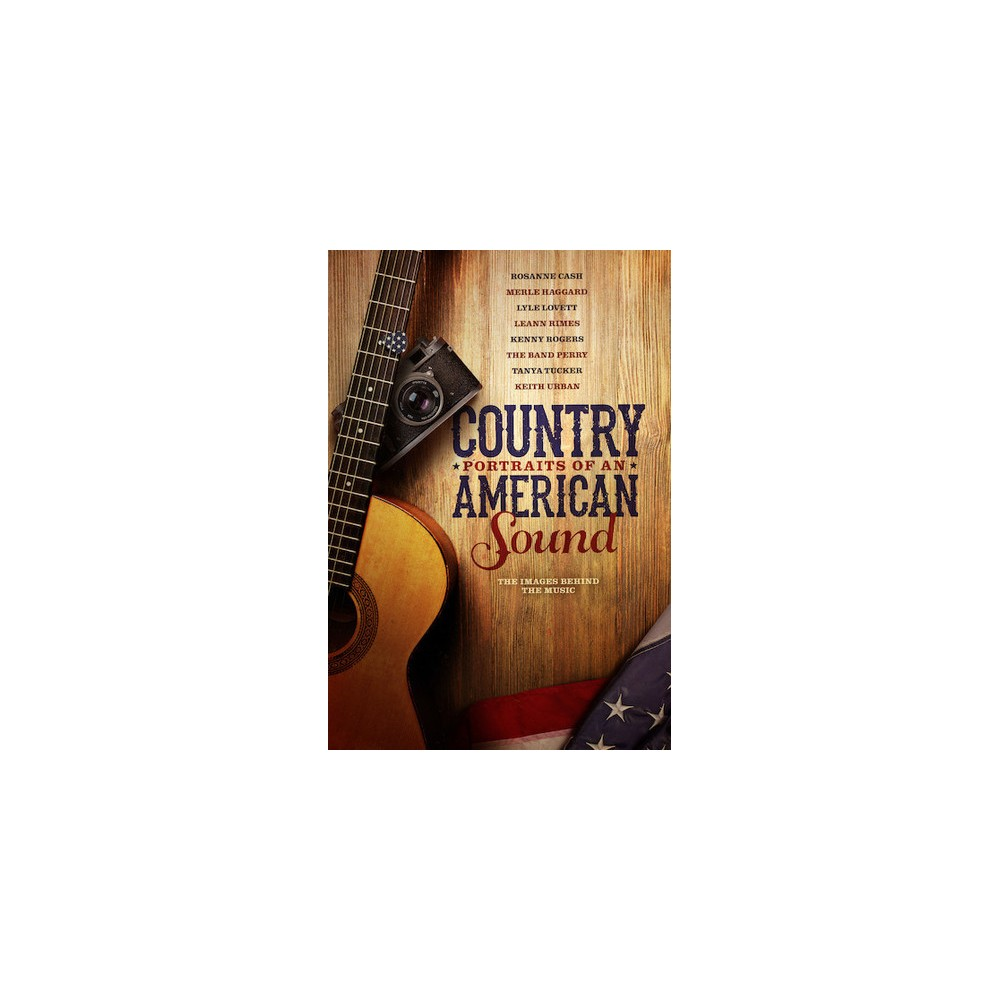 Country:Portraits Of An American Soun (Dvd)