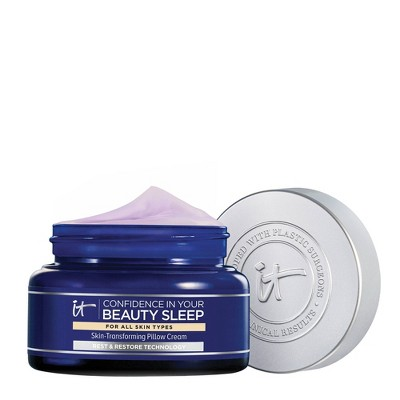 IT Cosmetics Confidence in Your Beauty Sleep Night Cream - 2oz - Ulta Beauty