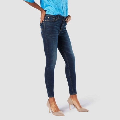 DENIZEN® from Levi's® Women's High-Rise Skinny Jeans - image 1 of 3