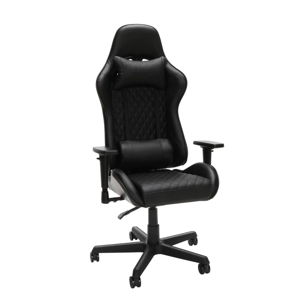 Image of 100 Racing Style Gaming Chair Black - RESPAWN