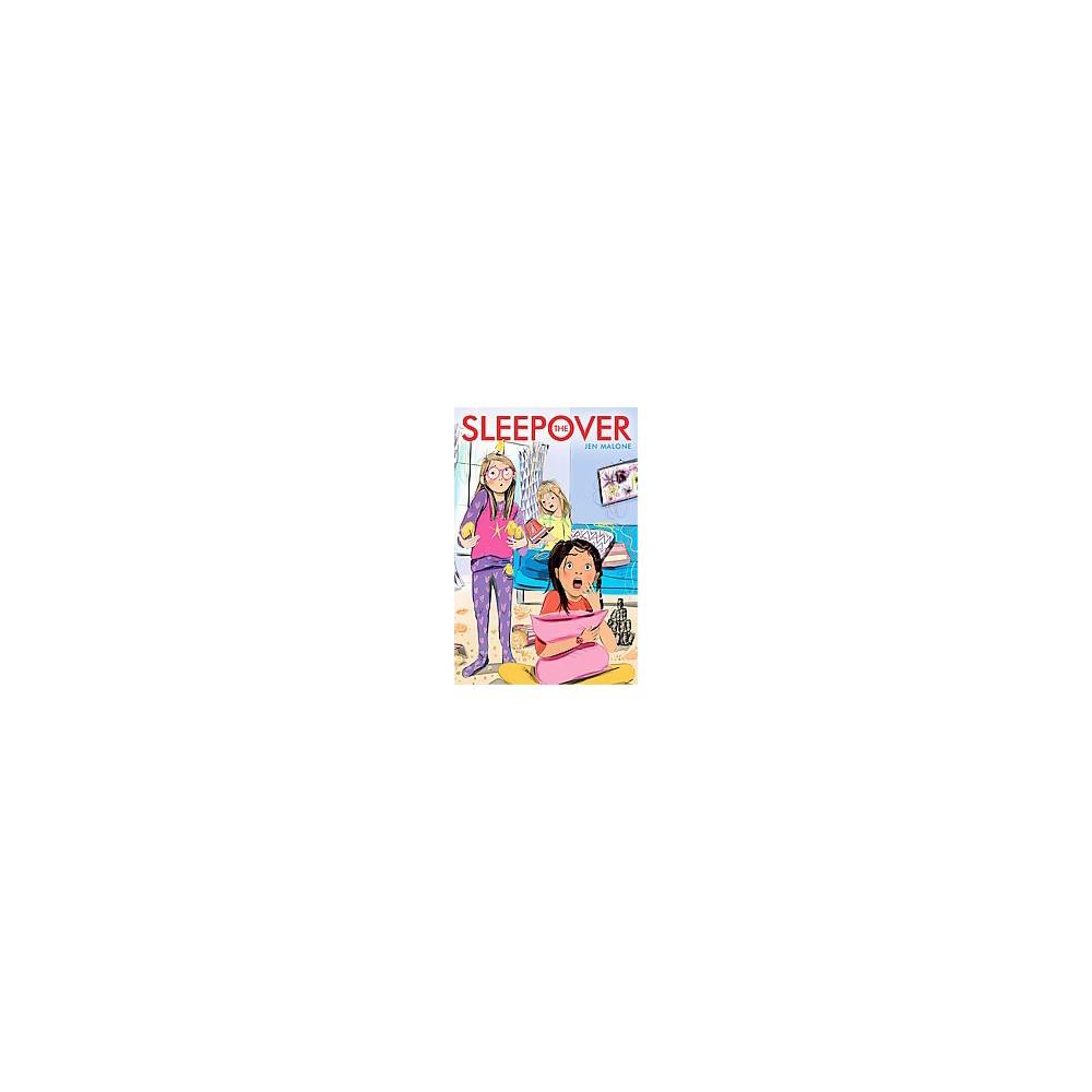Sleepover (Hardcover) (Jen Malone)