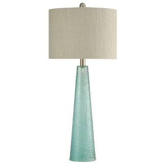 Table Lamp Blue (Includes Light Bulb) - StyleCraft