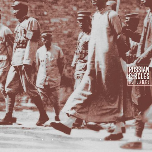 Russian circles - Guidance (CD) - image 1 of 1
