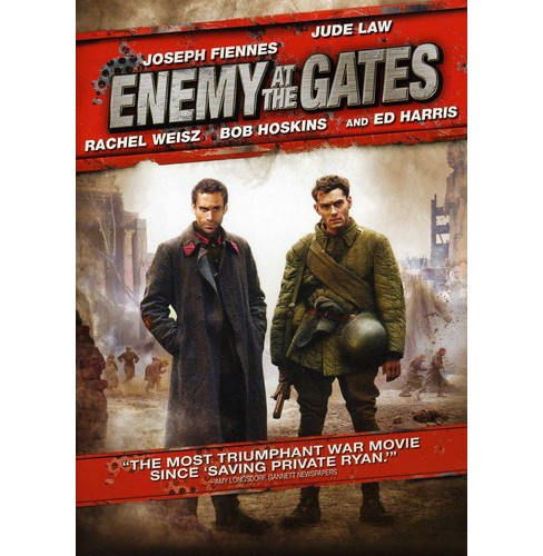 Enemy At The Gates (DVD) - image 1 of 1