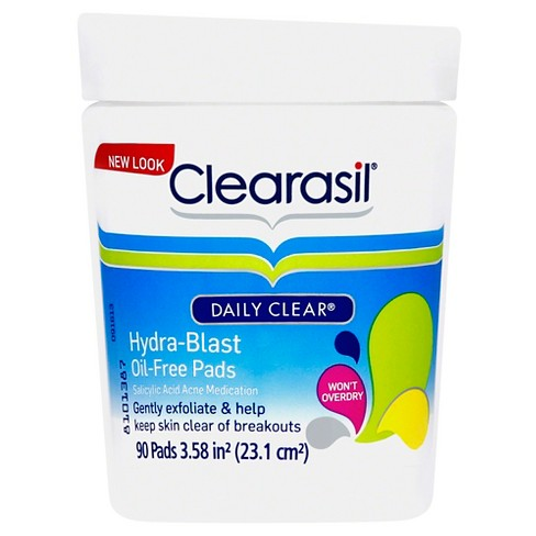 Clearasil Gentle Prevention Daily Clean Pads Facial Treatment - 6/90ct - image 1 of 1